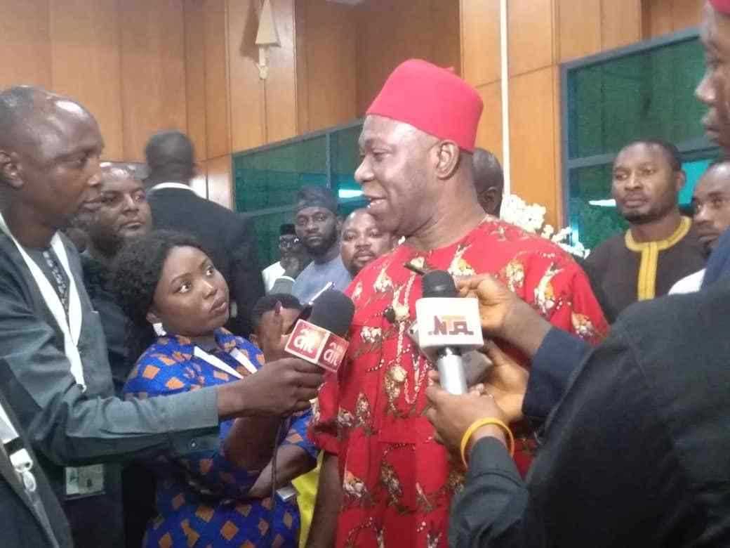 Photo of 9th Assembly: I Didn't Contest To Win Deputy Senate President – Ekweremadu