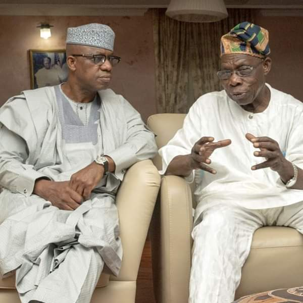 Photo of Gov Abiodun Under Fire For Underrating Obasanjo Before Buhari