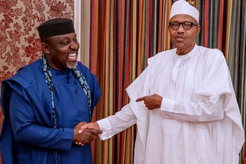 Photo of Igbo Presidency Doesn't Exist – Senator Okorocha