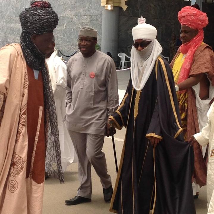 Fayemi,Emir Sanusi