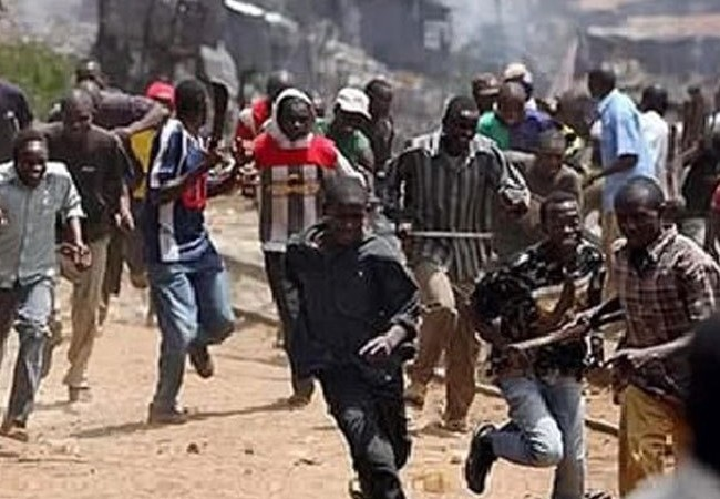 Photo of Yoruba, Hausa Youths Clash In Osun