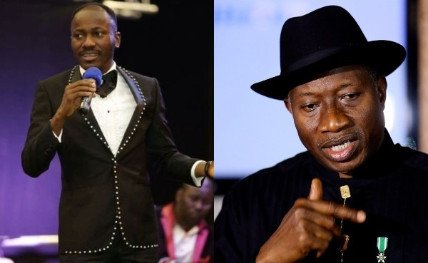 Photo of Jonathan's Govt Stole A Lot Of Money – Apostle Suleman