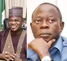 Photo of Oshiomhole, Yahaya Bello In Cold War As APC Shopping For Bello's Replacement