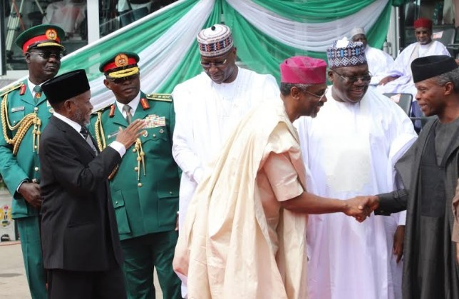 Photo of Osinbajo, El-rufai, Oshiomhole Playing Key Roles In Ministerial Appointments