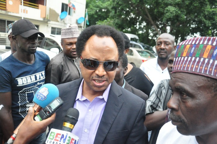 Photo of Use Your Own Project For Immortalization – Shehu Sani Blasts Buhari