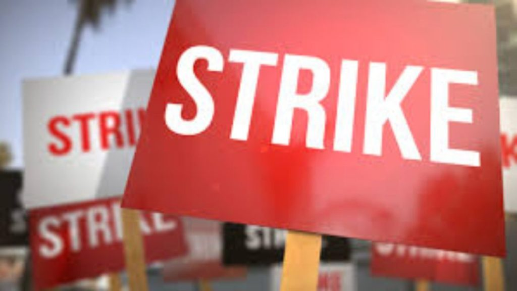 Photo of Workers begin nationwide strike on July 3