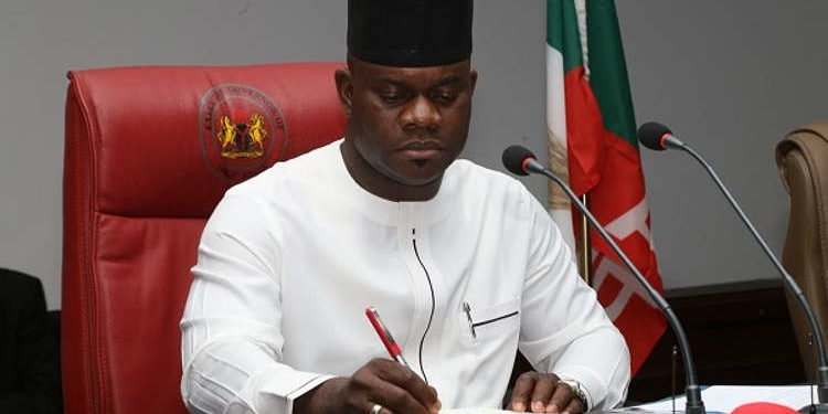 Photo of You Can't Remove Kagi Chief Judge – Court Tells Yahaya Bello