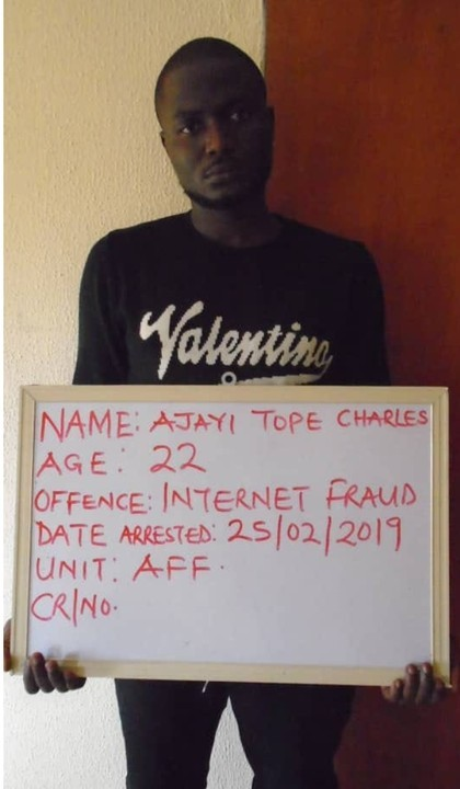 Photo of 'Yahoo Boy' Bags 35-Year Jail Sentence In Kwara