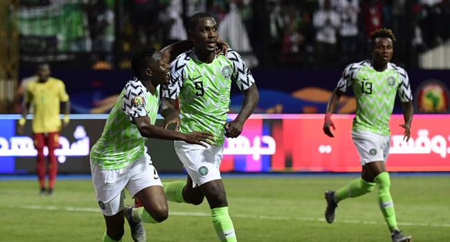 Photo of BREAKING AFCON: Nigeria Defeat Cameroon To Clinch Quarter Finals