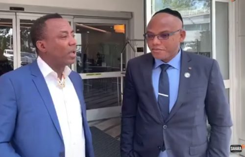 Photo of Sowore, Nnamdi Kanu conspired to overthrow Buhari – DSS