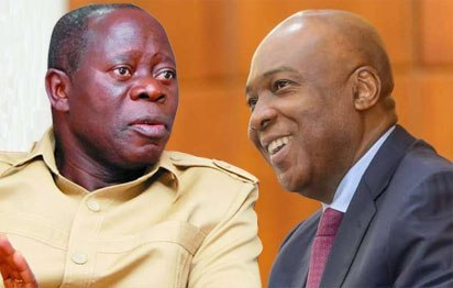 Photo of Saraki Smartest Politician In Nigeria – Oshiomhole
