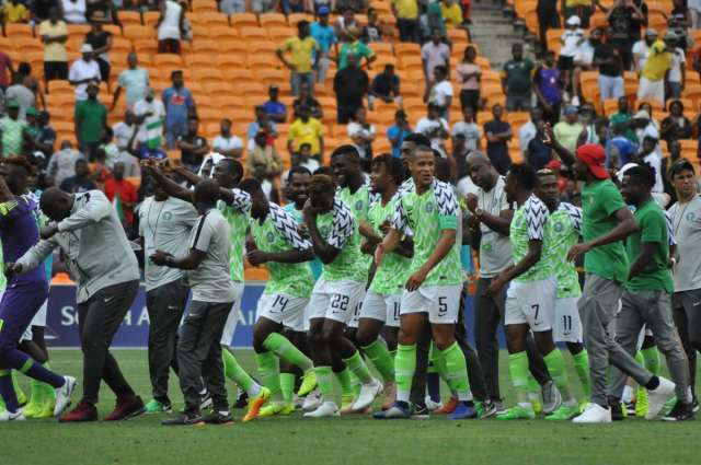 Photo of AFCON 2019: Super Eagles Defeat South Africa To Qualify For Semi-finals