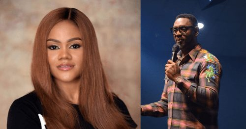 Photo of Police Forcing Timi, Busola Dakolo To Sign Paper Document From IGP