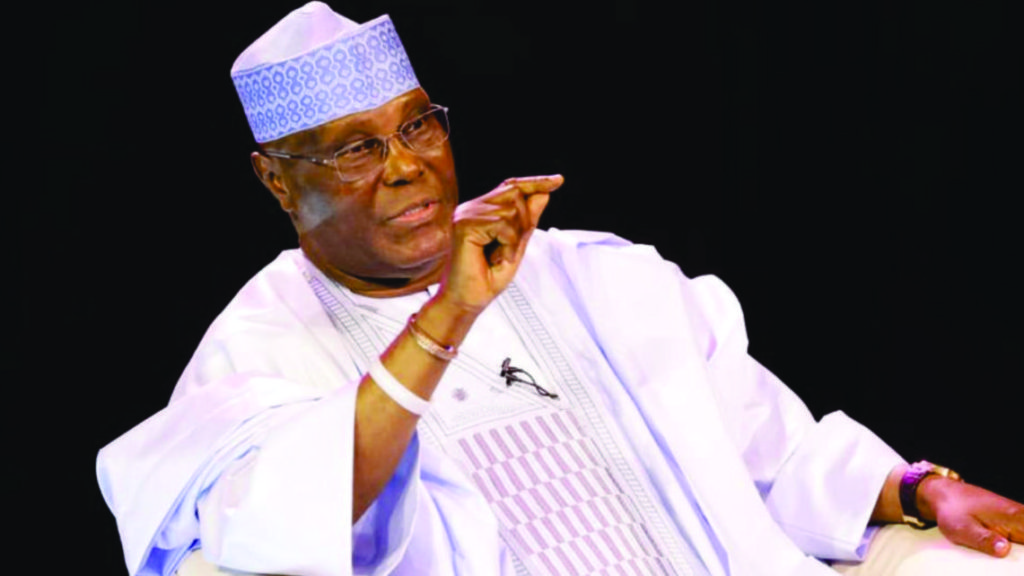 Photo of Atiku goes to Supreme Court Monday, to file 70-point grounds of appeal