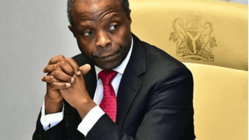 Photo of Yoruba reveal reason VP Osinbajo is under attack