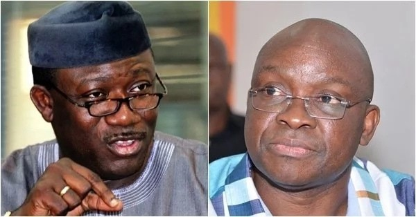 Photo of Fayemi Pays Salaries, Allowances Of Fayose's Appointees