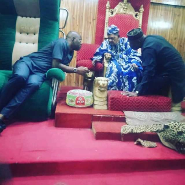 Photo of How Alaafin of Oyo helped me become governor – Makinde