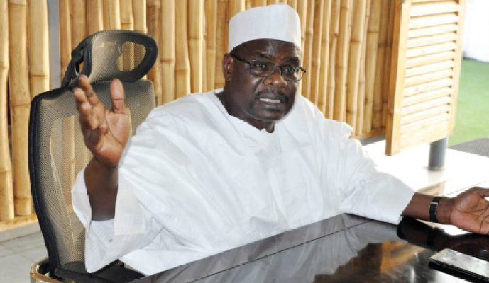Photo of Ministerial Screening: Drama As Ndume Announces N100,000 Dowry Of His Daughter