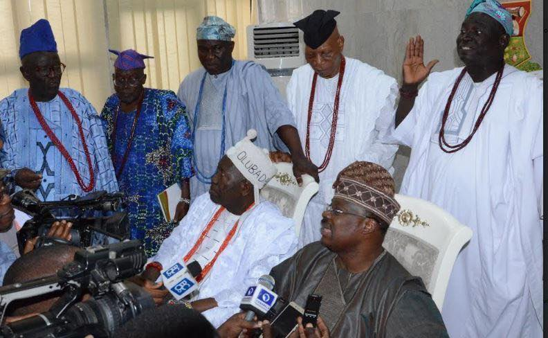 Photo of Crownless' Ibadan Elevated Obas Return To Olubadan