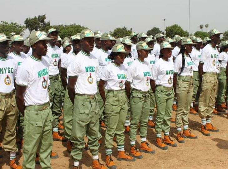 Photo of Soldiers Storm Ondo NYSC Orientation Camp, Beat Staff Up
