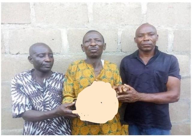 Police arrest 3 men