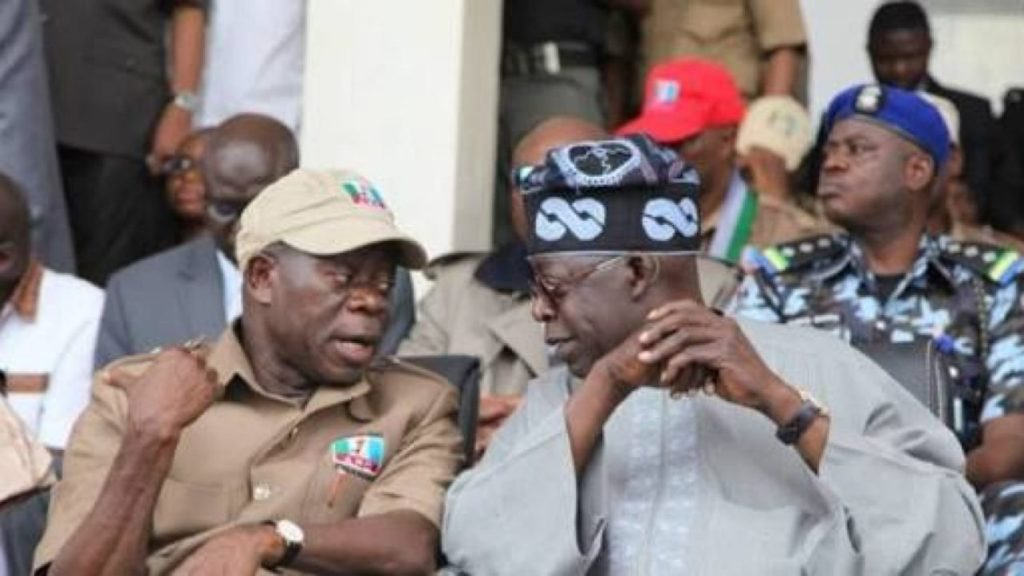Photo of Untold story of APC NEC meeting and how Oshiomhole survived ouster plot