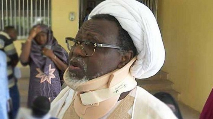 Photo of El-zakzaky Has Breached Bail Conditions In India – Buhari