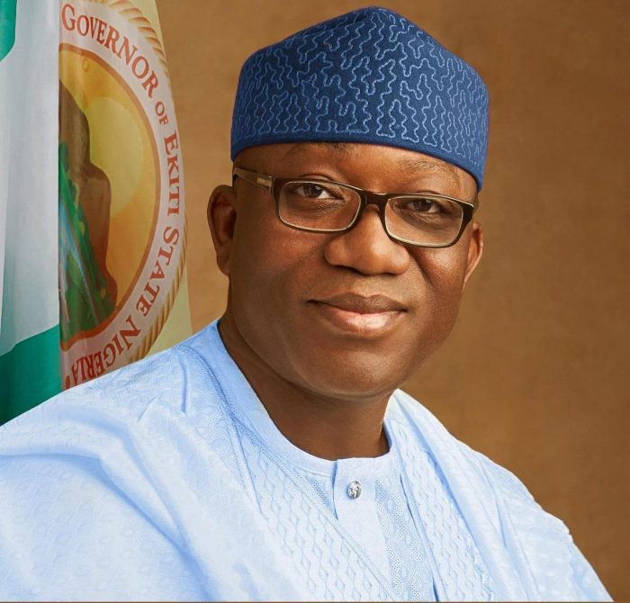 Photo of Fayemi Threatens SUBEB Chairman Over Contracts Scam In Ekiti