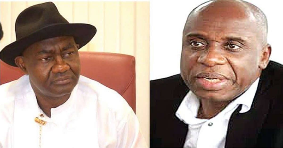 Photo of Again, Abe, Amaechi clash over APC party congress in Rivers