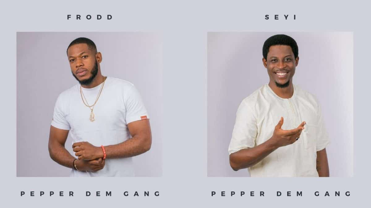 Photo of VIDEO: BBNaija: If you are a big man, why are you here, I don't care about your lineage – Frodd attacks Seyi