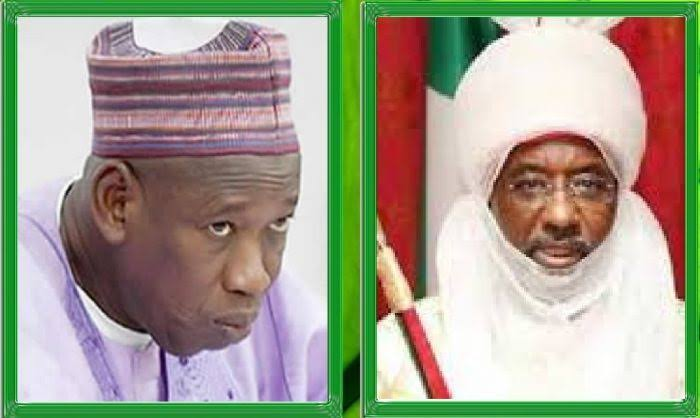 Photo of Ganduje Orders District Heads To Shun Emir Sanusi At Kano Durbar