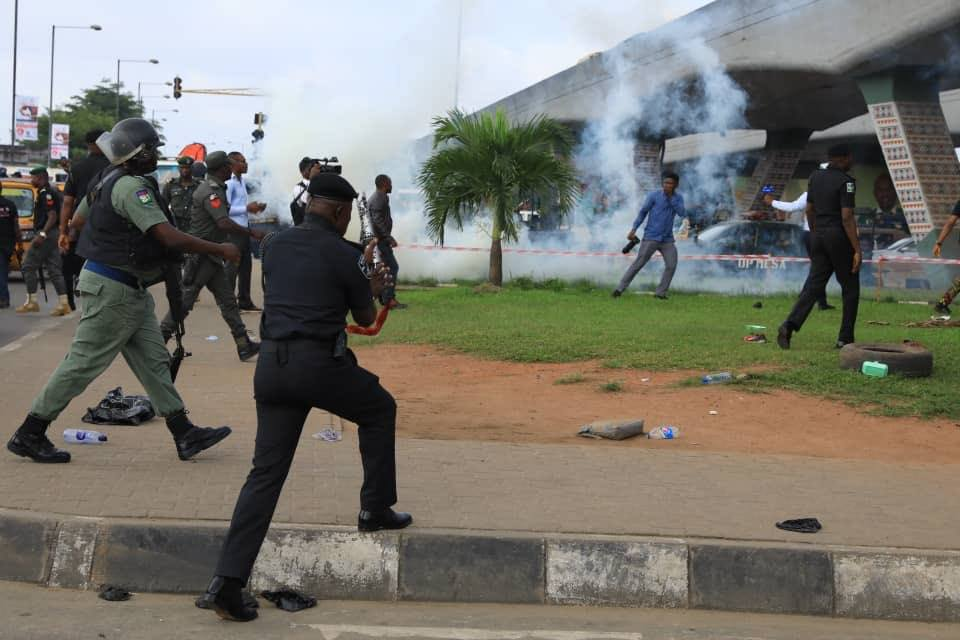 Photo of RevolutionNow: Police To Arraign Journalist, 8 Others On Trumped-up Charges