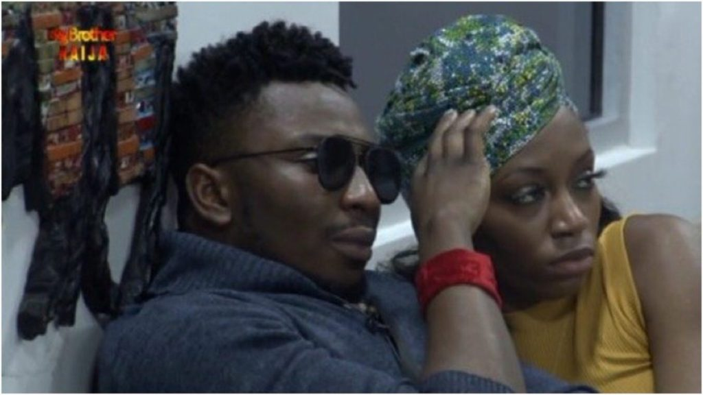 Photo of BBNaija: Sir Dee breaks down in tears for failing to save other housemates from eviction [VIDEO]