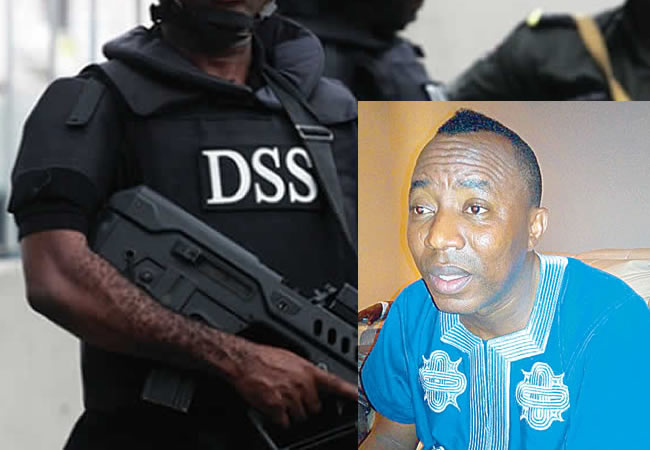 Photo of FG To Sack Judge For Granting Sowore Bail, Drag Him Before NJC
