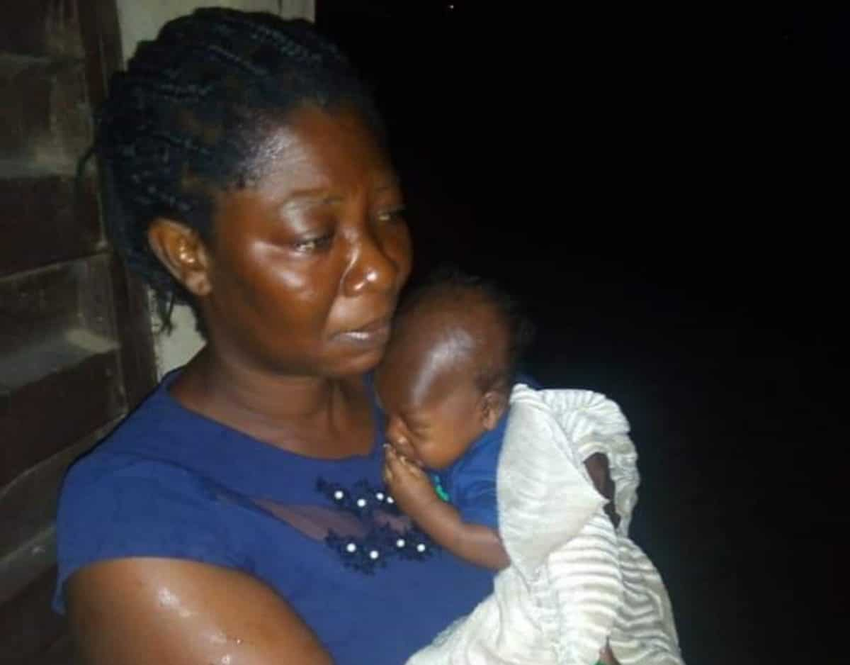 Photo of Police Arrests Woman For Stealing Two-Month-Old Baby In Ekiti