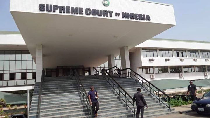 Photo of BREAKING: Jubilation As Supreme Court Sacks Ondo APC Lawmaker