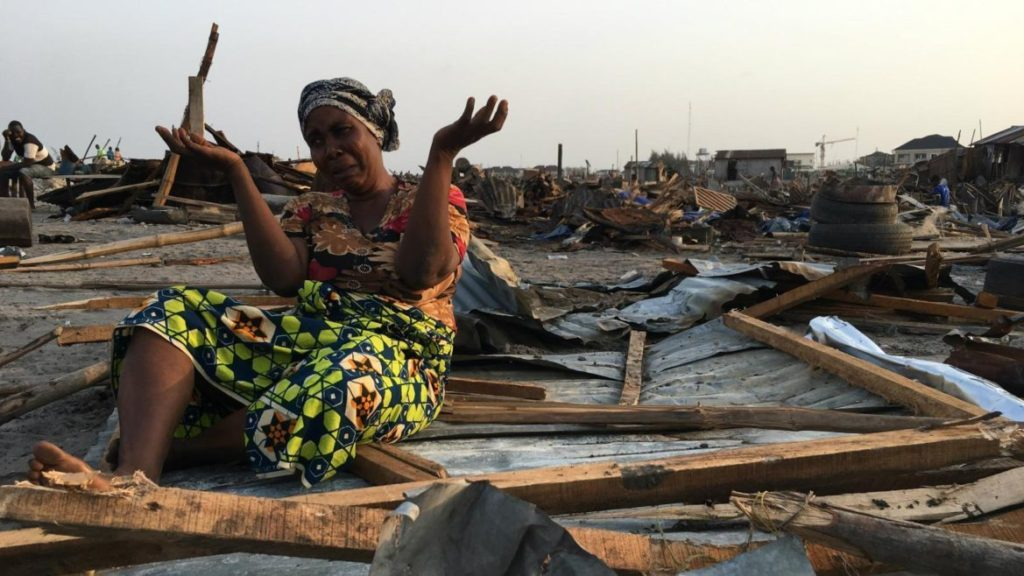 Photo of Slum resident narrates how witches operate in Lagos