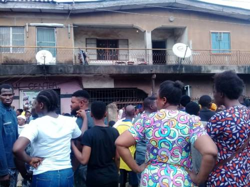 Photo of Shock As Family Of Seven Die Of Food Poisoning In Lagos