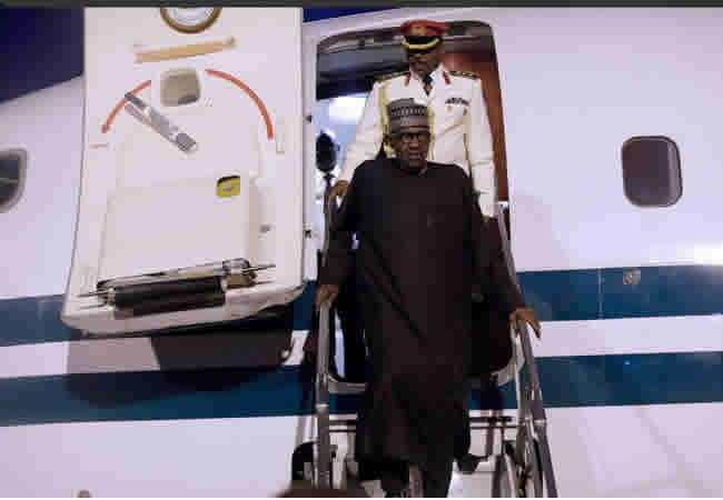 Photo of President Buhari To Upgrade Aircraft With N1.5bn
