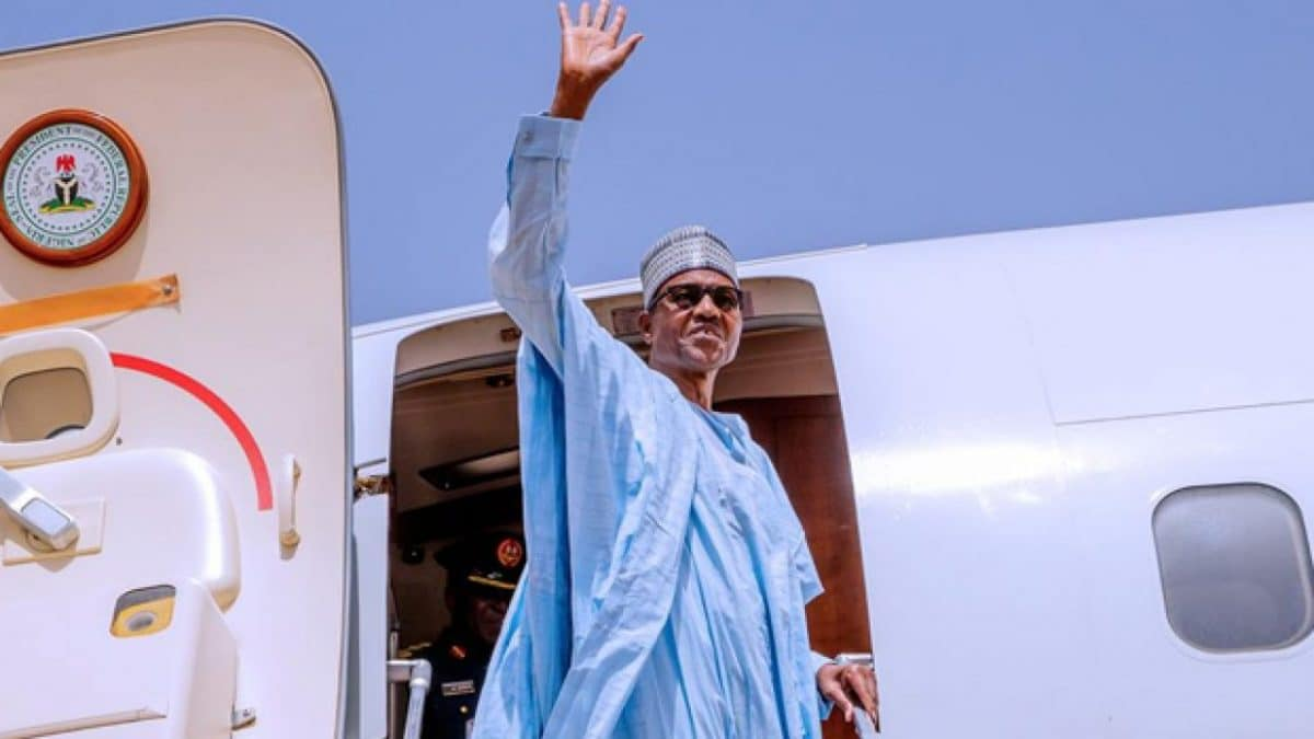 Photo of Again, Buhari travels to London for another 16 days