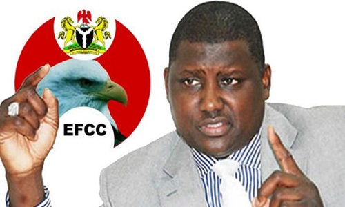 Photo of 7 EFCC Officials Arrested Over Plot To Smuggle Maina Out Of Custody Foiled