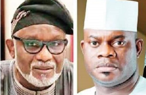Photo of Kogi election: APC reacts on Akeredolu funding Yahaya Bello's election