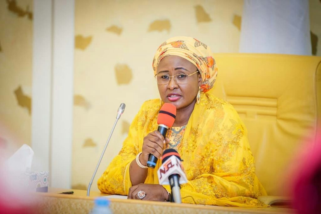 Photo of 7 accusations Aisha Buhari made against Garba Shehu