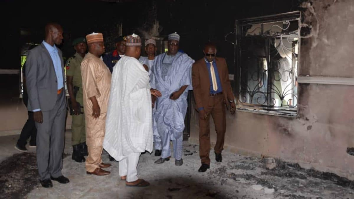 Photo of Governor condemns attack on Babangida