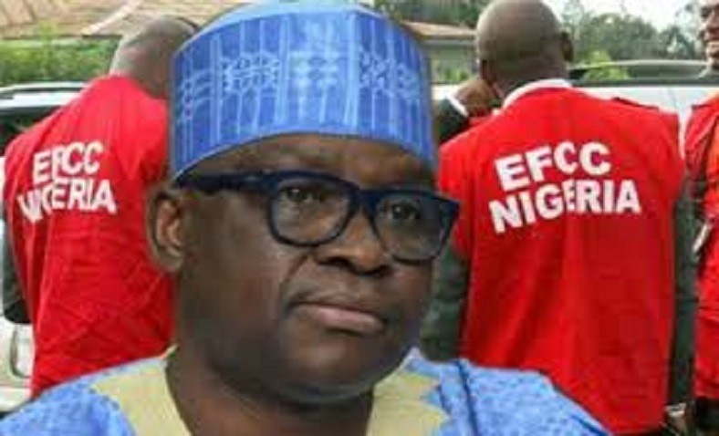 Photo of EFCC: What happened in court about Fayose's trial