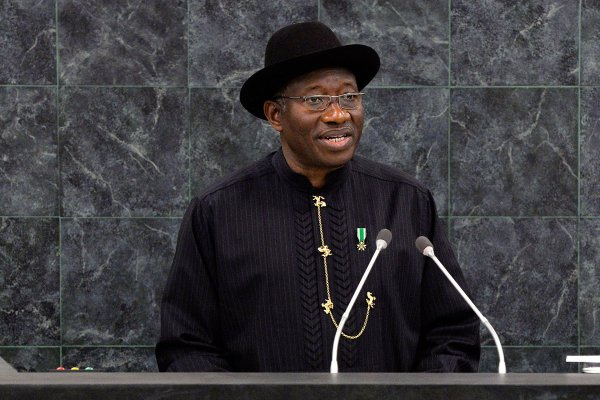 Photo of Ex-President, Goodluck Jonathan speaks on election rigging