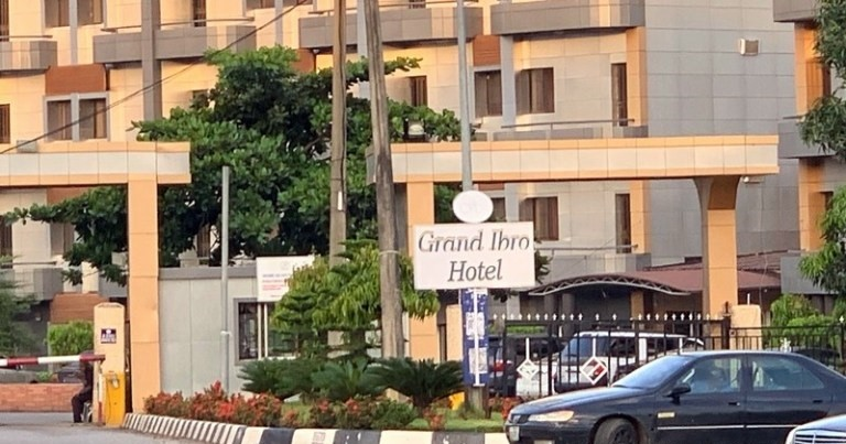 Photo of Man Murdered At Former Governor's Hotel In Abuja