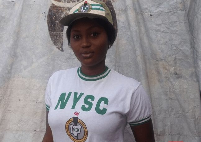 Photo of Young lady cries out after NYSC refused to give her certificate because she graduated from foreign country