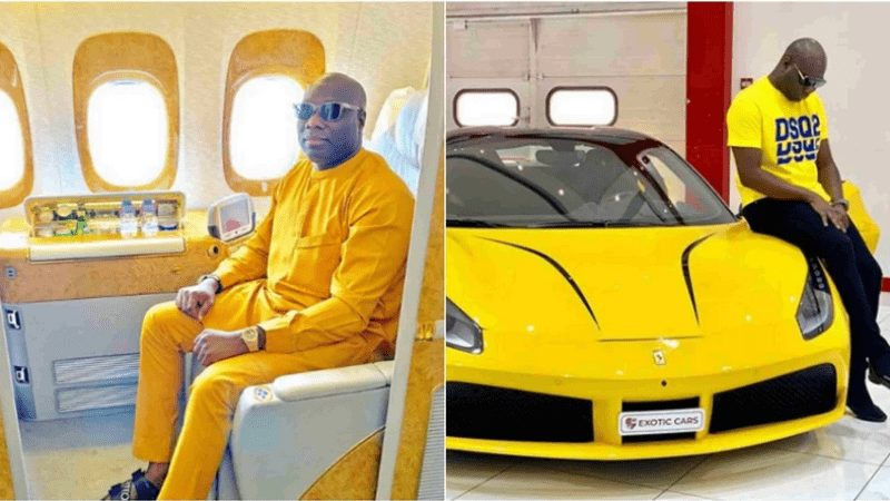 Photo of BREAKING: EFCC Arrests Instagram Celebrity, Mompha For Yahoo Boys And Money Laundering [PHOTOS]