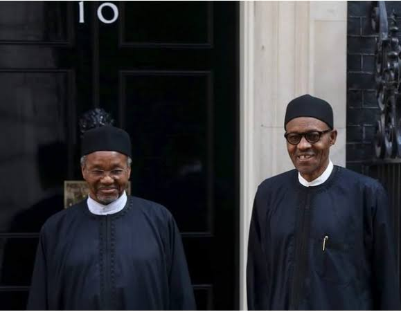 Photo of Buhari's nephew, Mamman Daura, an inspiration to youths – Presidency